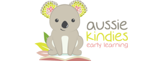 Aussie Kindies Early Learning Logo